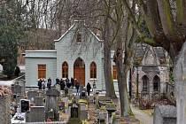Celkový pohled na kapli po rekonstrukci