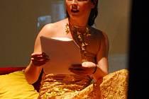 Irena Kristeková jako Marlen Dietrich
