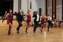 Myslivecký ples v ústeckém kulturním domě