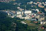 Masarykova nemocnice v Ústí nad Labem.