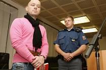 Pavel Švancara u soudu.