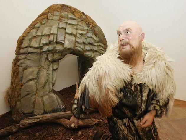 Pravěcí giganti v ústeckém muzeu.