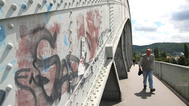 Benešův most v Ústí nad Labem