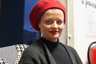 Herečka Erika Stárková