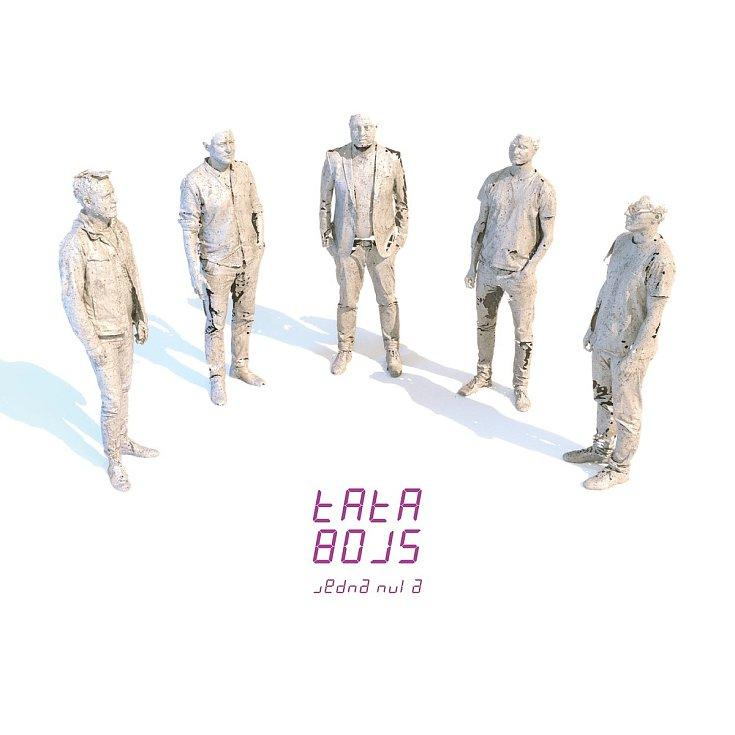 Slavná Hanspaulská kapela na snímku z archivu Supraphonu, obal alba Jedna nula, konec listopadu 2020.