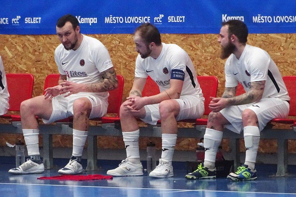Futsalisté FTZS Liberec