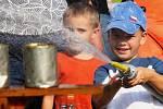 V pátek byla v Ústí nad Labem zahájena celostátní soutěž v požárním sportu sboru dobrovolných hasičů.