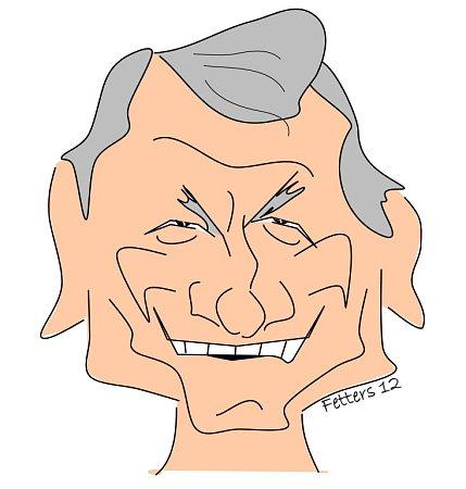 Karikatura: Josef Dvořák.