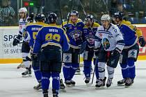 Slovan smázl Kladno 6:2 a vede 3:1 na zápasy.