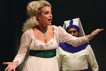 Nové nastudování Mozartovy komické opery Únos ze serailu.