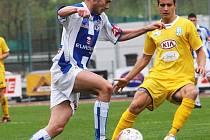 Fotbalisté FK Ústí chtějí odčinit neuspokojivé výkony z posledního zápasu doma s Vlašímí a v neděli se pokusí oloupit Viktorii Žižkov o všechny body.