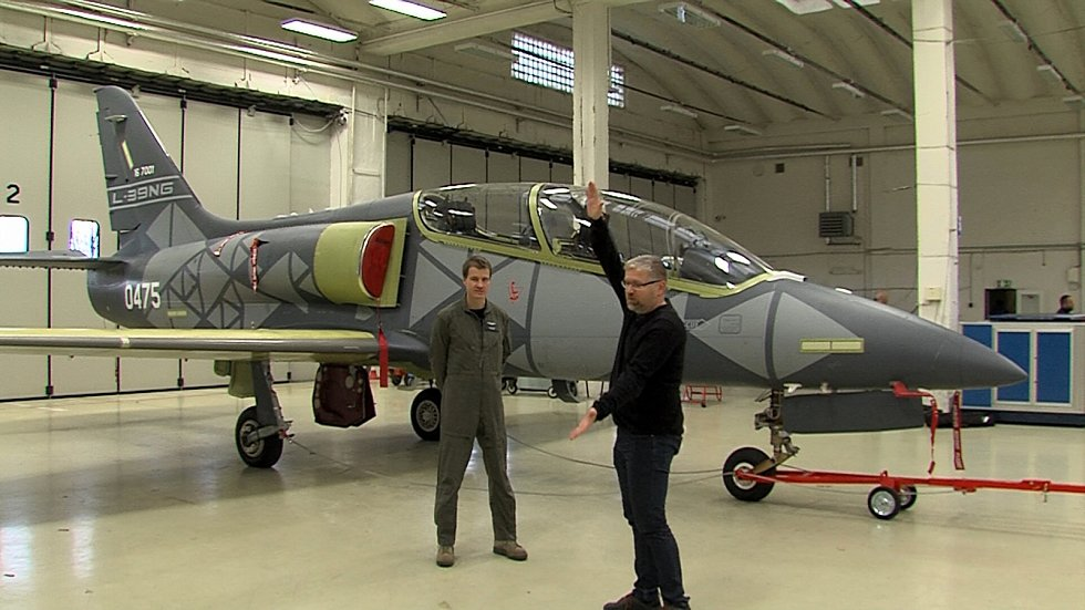 Pilot a letecký žurnalista Miroslav Oros