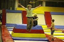 Jump aréna v Ústí