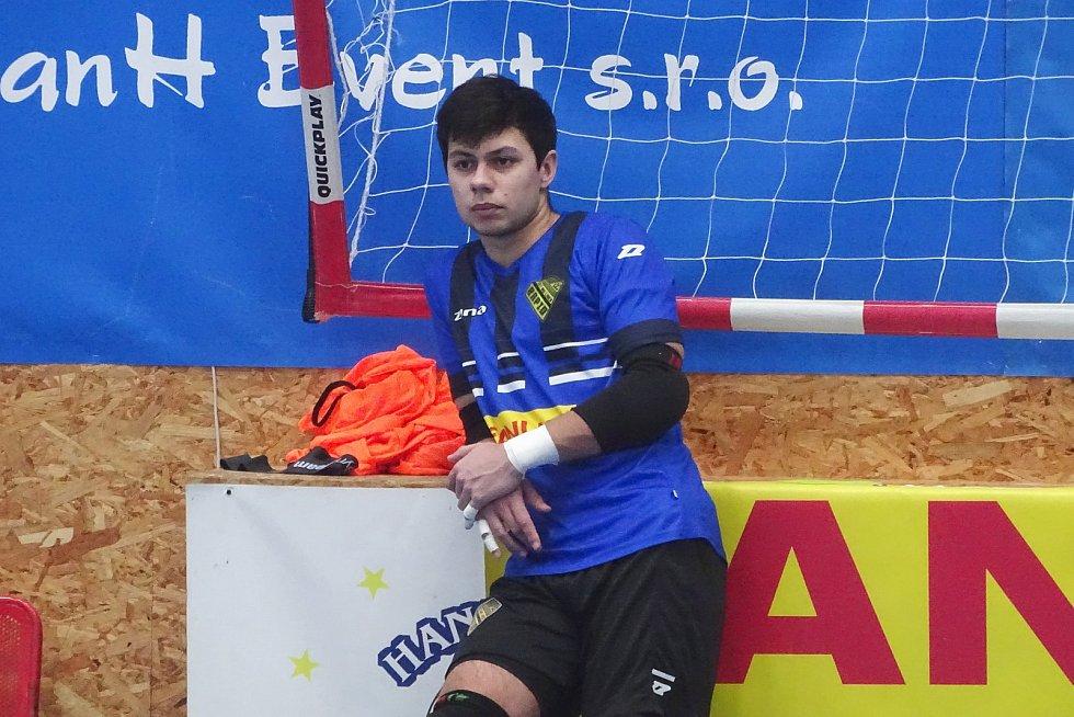 Martin Džudža, juniorský odchovanec FC Rapid Ústí nad Labem