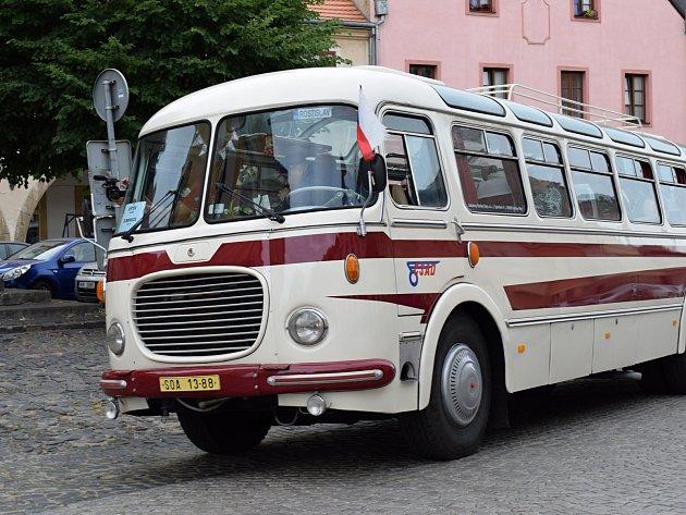 Historická autobusová linka T32