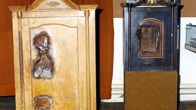 Snímek ze stálé výstavy.