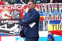 Trenér Svatopluk Habanec se vrací na místo činu. S ústeckou Armou vybojoval dvakrát postup do nejvyšší soutěže.