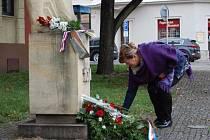 Vznik Československa si připomněli i Ústečané