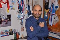 V době koronaviru nabídl David Cihlář školákům Základní školy Pod Vodojemem v Ústí nad Labem svůj projekt, který nazval Nejkrásnější sportovní zážitek těch dříve narozených.