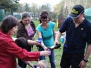 Komunitní zahrada Žížala na Terase zahájila novou sezonu