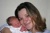 Lucie Lekovová, porodila v ústecké porodnici dne 23. 11. 2010 (15.15) dceru Natálii (49 cm, 2,82 kg).