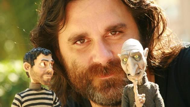 """Fernando Cortizo, režisér snímku """"O Apóstolo""""."""