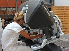 Masarykova nemocnice uspořádala Den otevřených dveří k 8. výročí založení Centra robotické chirurgie.