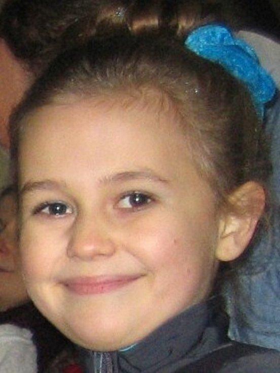 53. MARKÉTKA CIPROVÁ, 8 let, Březno.