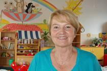Bývalá ředitelka Mateřské školy Sluníčko Helena Dlouhá.