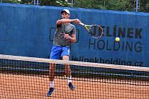 Bukov o víkendu přivítal tenisové naděje.