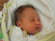 Anežka Koupilová se narodila 7.12. (9.43) Petře Váňové. Měřila 46 cm, vážila 2,75 kg.