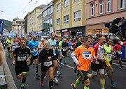 Ústecký půlmaraton 2017, 16. září