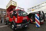V Ústí představili nové vozy MHD.