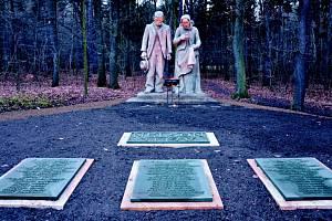 Tragédii připomíná sousoší odhalené na památku obětem rok po výbuchu na dole Nelson. V roce 1978 bylo vyhlášeno národní kulturní památkou a nedávno prošlo rekonstrukcí.