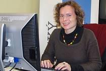 Blanka Mouralová, ředitelka obecně prospěšné společnosti Collegium Bohemicum.
