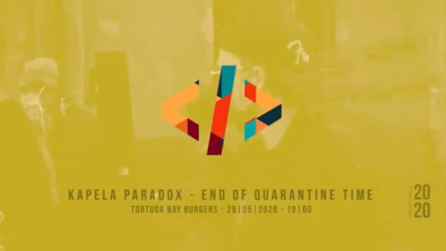 Paradox: Quarantine music
