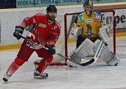 Pavel Francouz v sezonách 2010/2011 a 2011/2012 oblékal dres ústeckého Slovanu.