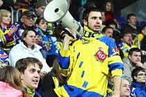 Ústečtí hokejisté se budou spoléhat na vydatnou podporu svých fanoušků.