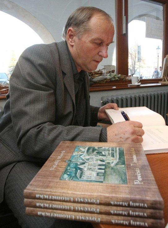 Vitalij Marek sepsal pověsti z Litoměřicka.