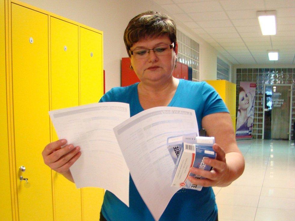 Ústecký kraj reprezentuje v projektu Dana Marešová z Ústí nad Labem.