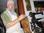 Kovář Luboš Martínek.