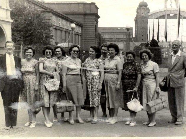 Z archivu ústeckých knihovníků.