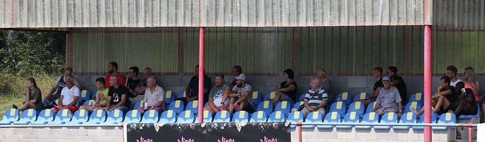 Letní přípravné utkání Arma Ústí a Dukla Praha