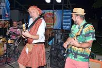 Tivolí hudební léto vrcholilo ve Březně s Točílas