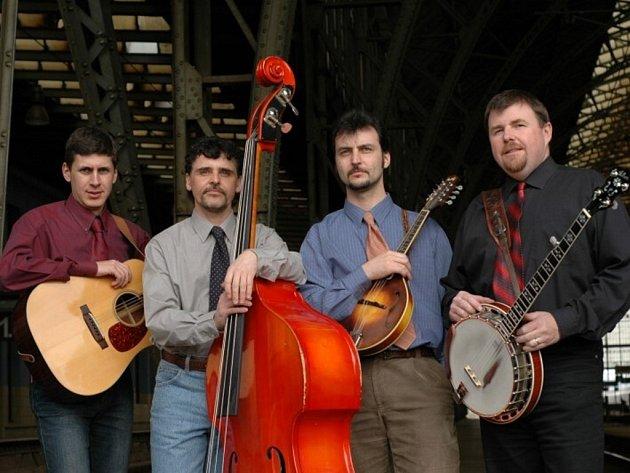 Bluegrassový Black Jack přijede až z Budějovic.
