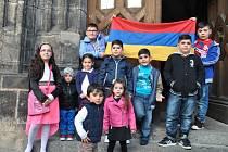Akce se konala v kostele Nanebevzetí Panny Marie s účastí arménské menšiny žijící v Ústí nad Labem.