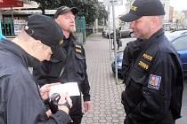 Ve vlaku odhalili policisté pět nelegálních migrantů.