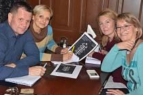 Na začátku byl nápad Radky Kubíčkové, potom se přidali ostatní a najednou se z amatérských běžců stali nosiči dobrých zpráv.