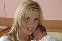 Veronika Havlicová, porodila v ústecké porodnici dne 12. 7. 2011 (9.07) dceru Veroniku (44 cm, 2,4 kg).