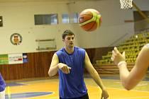 Ústečtí basketbalisté zahájili přípravu na novou sezonu